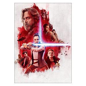 Star Wars. Размер: 50 х 70 см